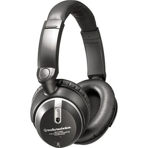 Audio-Technica ATH-ANC7 Active Noise-Canceling Headphones