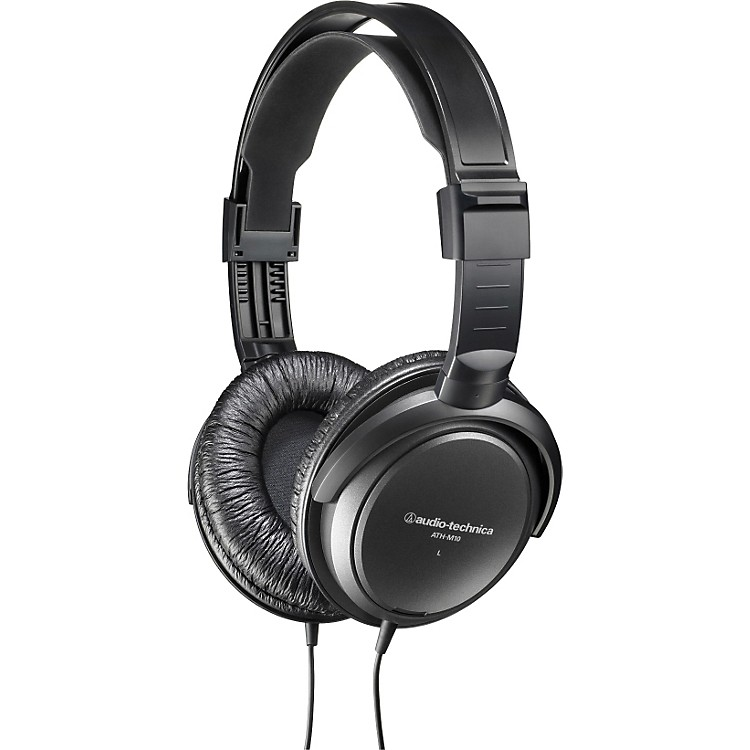 Audio-Technica ATH-M10 Closed Back Studio Headphones