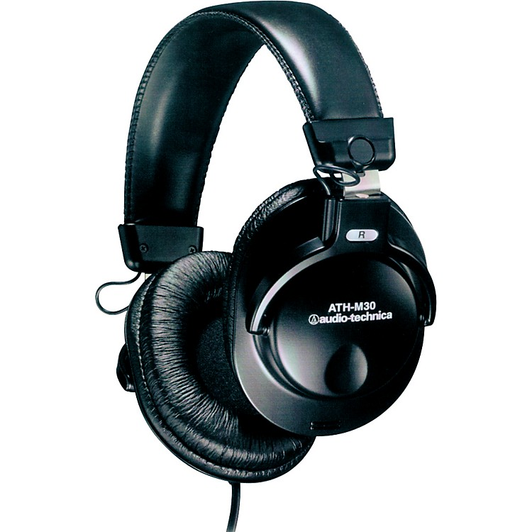 Audio-Technica ATH-M30 Professional Monitor Headphones