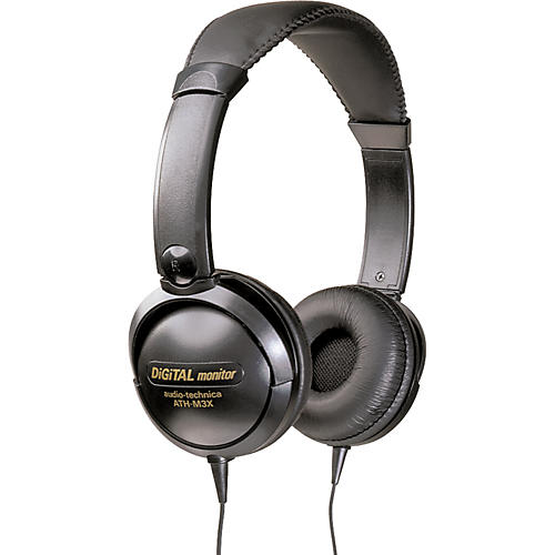 Audio-Technica ATH-M3X Headphones