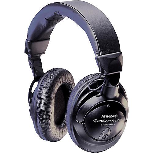 Audio-Technica ATH-M40fs Precision Studiophones