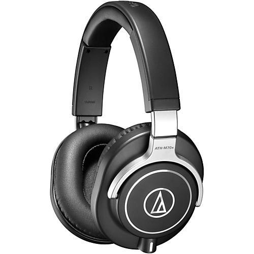 Audio-Technica ATH-M70X Professional Studio Monitor Headphones-thumbnail