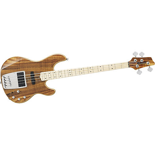 Ibanez ATK750KA Figured Koa Bass Guitar-thumbnail