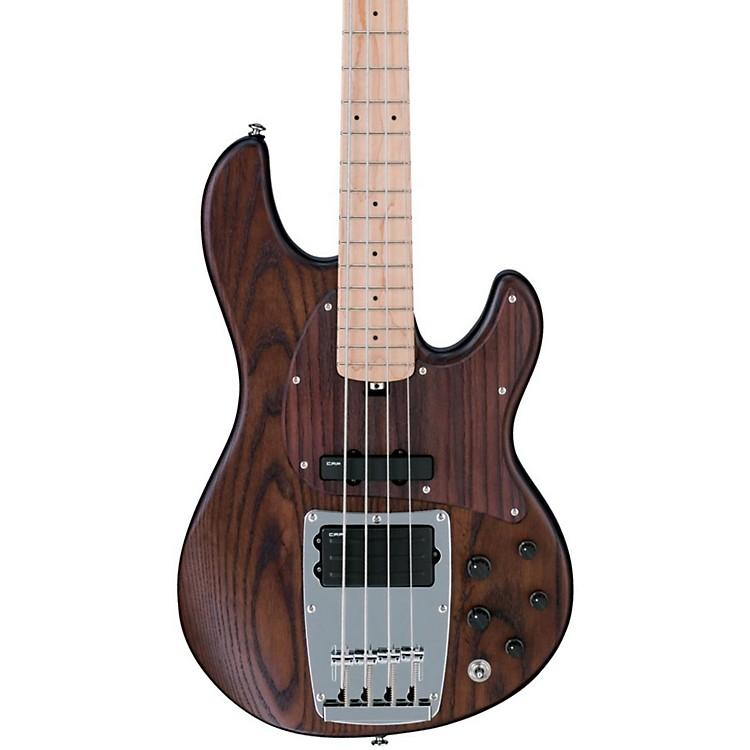IbanezATK800E Premium 4-String Bass GuitarWalnut Flat