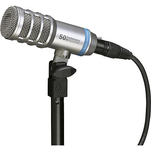 Audio-Technica ATM25 50th Anniversary Dynamic Instrument Mic