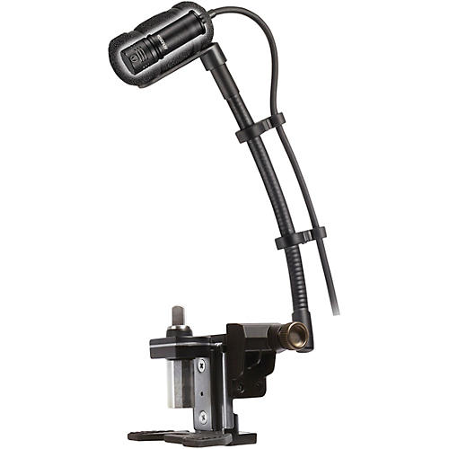 Audio-Technica ATM350D Cardioid Condenser Instrument Microphone with Drum Mounting System (5