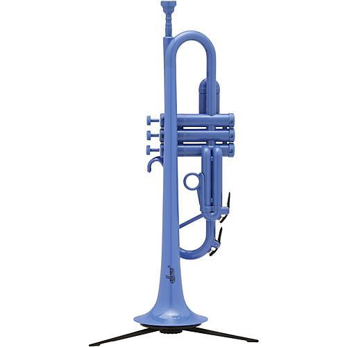 Allora ATR-1301 Aere Series Plastic Bb Trumpet Blue-thumbnail