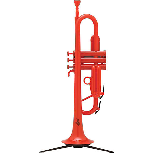 Allora ATR-1301 Aere Series Plastic Bb Trumpet Red