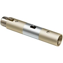 Hosa ATT448 XLR Female to XLR Male Input Attenuator