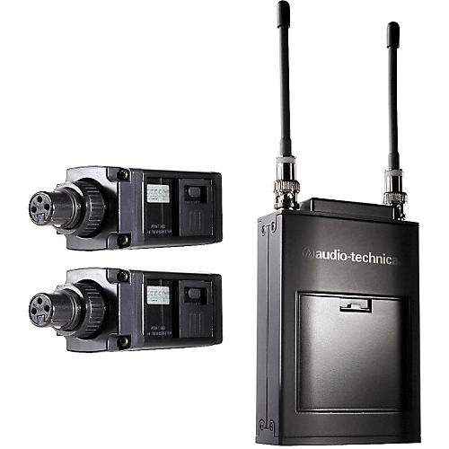 Audio-Technica ATW-1822 1800 Series Dual Channel UHF Wireless System-thumbnail