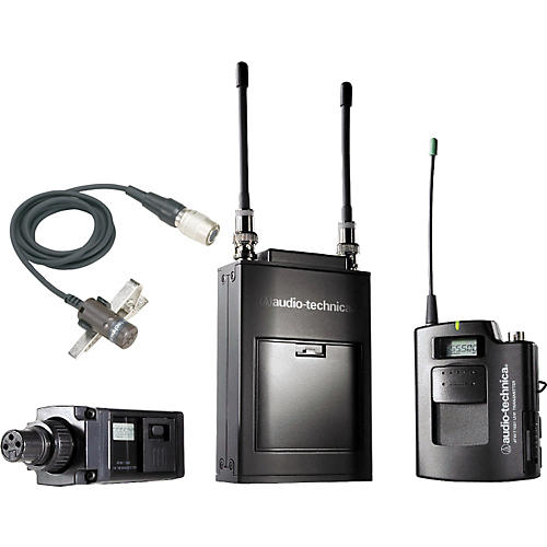 Audio-Technica ATW-1823 1800 Series Dual Channel UHF Wireless System