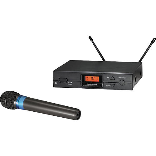 Audio-Technica ATW-2120 Handheld UHF Wireless System-thumbnail