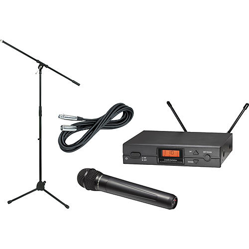 Audio-Technica ATW-2120a Handheld Wireless Package Ch L