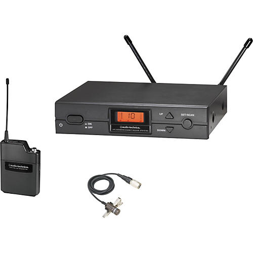 Audio-Technica ATW-2129a 2000 Series Lav Wireless System I