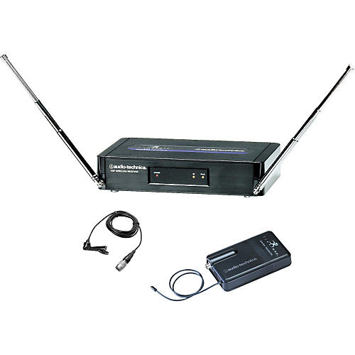 Audio-Technica ATW-251 Freeway VHF Lavalier Wireless System