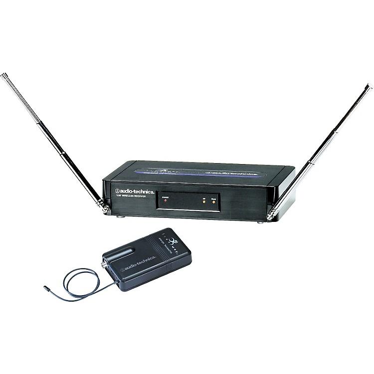 Audio-TechnicaATW-251 Freeway VHF UniPak Wireless SystemChannel T3