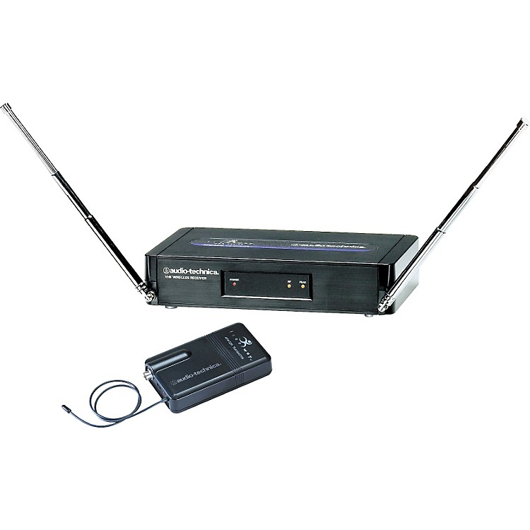 Audio-Technica ATW-251 Freeway VHF UniPak Wireless System