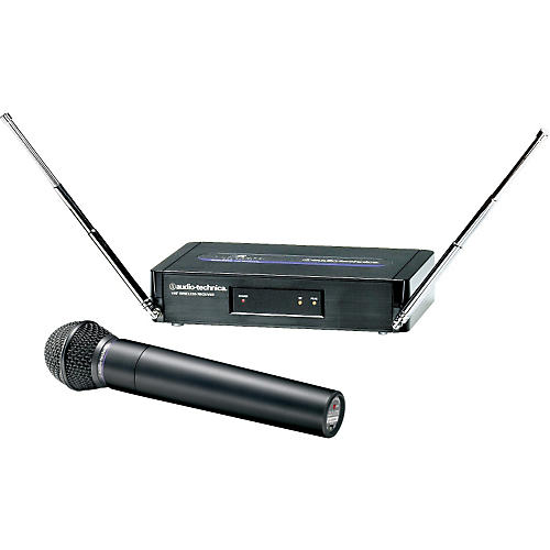 Audio-Technica ATW-252 200 Series Freeway VHF Handheld Wireless System