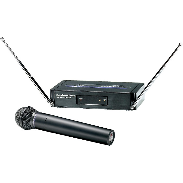 Audio-Technica ATW-252 200 Series Freeway VHF Handheld Wireless System Channel T3