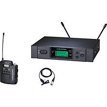 Audio-Technica ATW-3131b 3000 Series Lavalier Wireless System