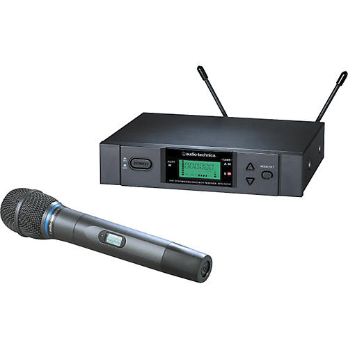 Audio-Technica ATW-3171b 3000 Series Wireless Dynamic Microphone System-thumbnail
