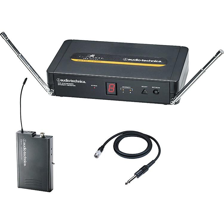 Audio-TechnicaATW-701 700 Series UHF Guitar Wireless System
