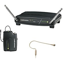 Audio-Technica ATW-901/H92-TH System 9 VHF Wireless Headset Microphone System