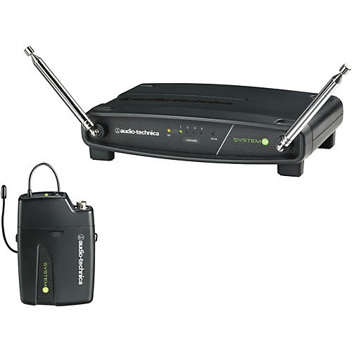 Audio-Technica ATW-901 System 9 VHF Wireless Unipak System