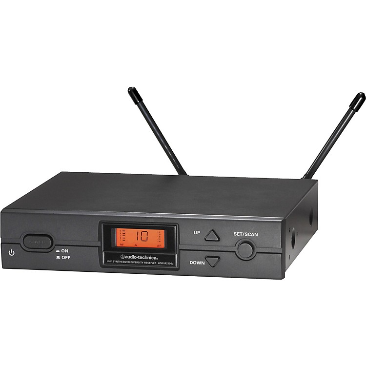 Audio-Technica ATW-R2100a 2000 Series Diversity Receiver Channel D