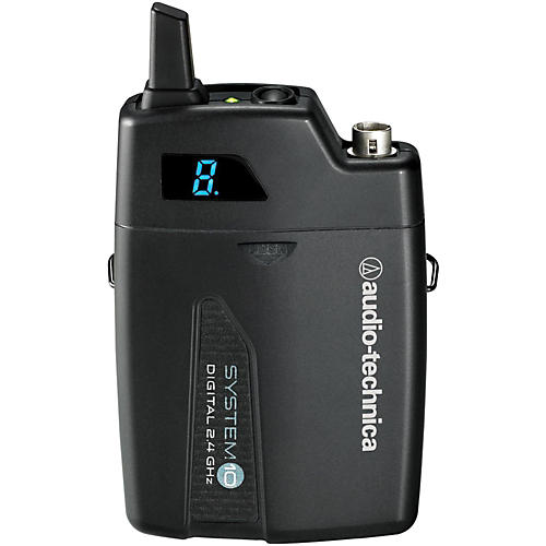 Audio-Technica ATW-T1001 System 10 Wireless Bodyback Transmitter-thumbnail