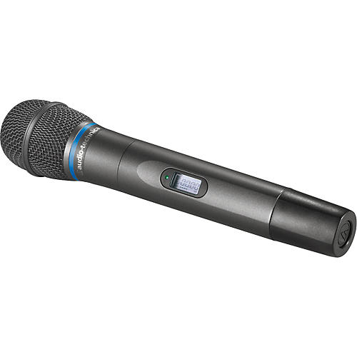 Audio-Technica ATW-T371b 3000 Series Handheld Condenser Microphone/Wireless Transmitter