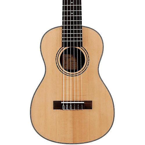 Alvarez AU70B 6-String Travel Acoustic Guitar Natural
