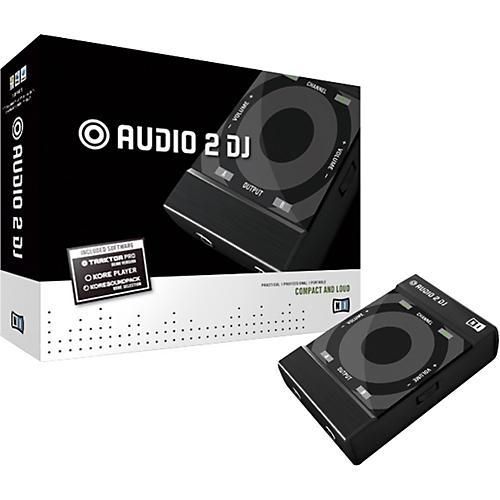 Native Instruments AUDIO 2 DJ Interface