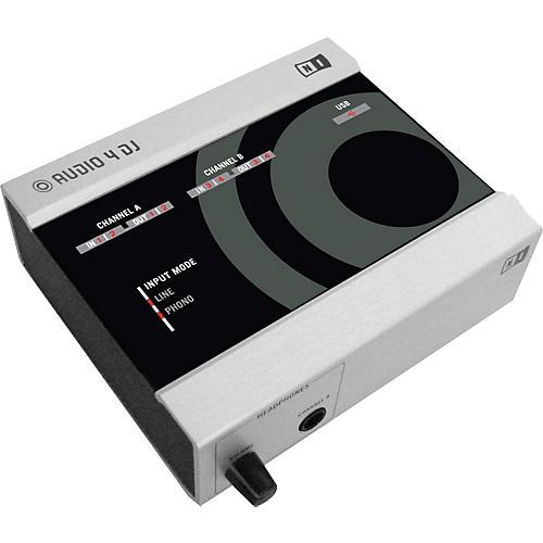 Native Instruments AUDIO 4 DJ Interface