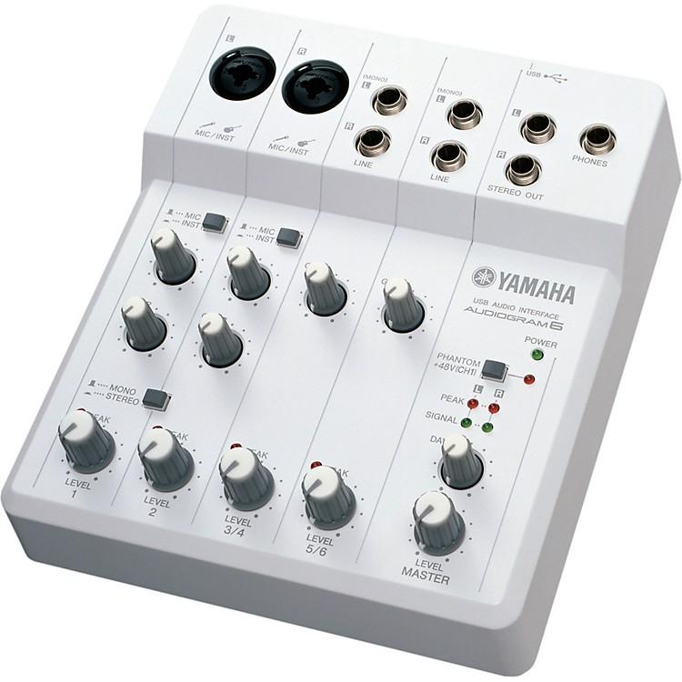 YamahaAUDIOGRAM 6 COMPUTER RECORDING SYSTEM