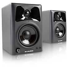 Open BoxM-Audio AV42 Studio Monitor Pair
