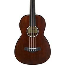 Ibanez AVNB1FE Fretless Parlor Acoustic-Electric Bass Guitar
