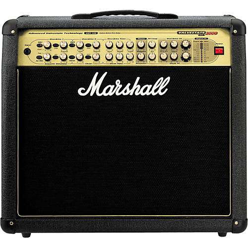 Marshall AVT150 150W 1x12 4-Channel Combo Amp with DFX-thumbnail