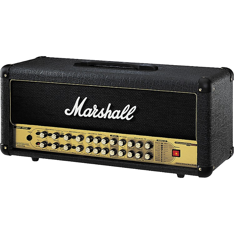 MarshallAVT150H 150W 4-Channel Head with DFX