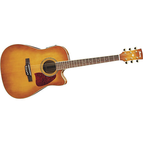 Ibanez AW130FMECEVV ARTWOOD SERIES Acoustic-Electric Guitar-thumbnail