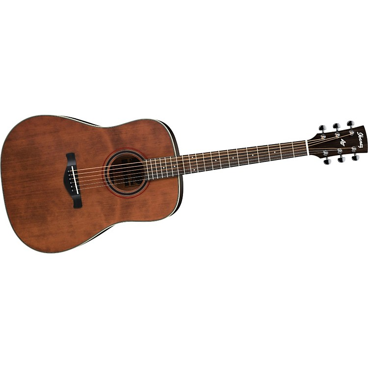 Ibanez AW250 Artwood Solid Top Dreadnought Acoustic Guitar