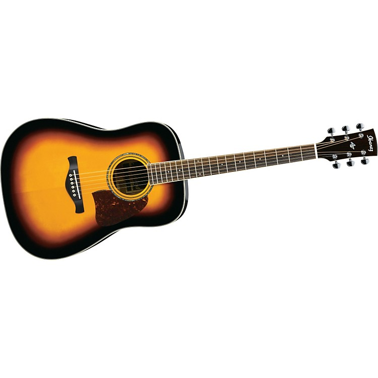 Ibanez AW300VS Artwood Solid Top Dreadnought Acoustic Guitar