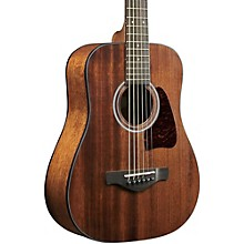 Ibanez AW54 3/4 Sized Dreadnought Acoustic Guitar Level 1 Natural