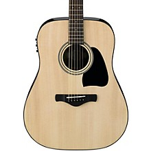 Open Box Ibanez AW58ENT Artwood Dreadnought Acoustic-Electric Guitar