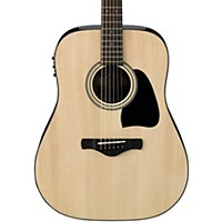 AW58ENT Artwood Dreadnought Acoustic-Electric Guitar Natural