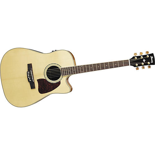 Ibanez AW800ECENT ARTWOOD SERIES Acoustic-Electric Guitar-thumbnail