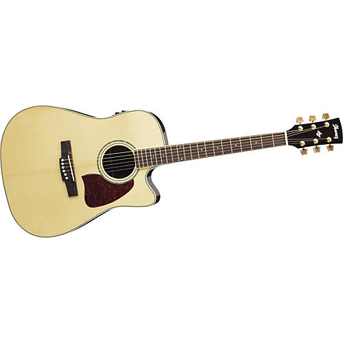 Ibanez AW800RECENT ARTWOOD SERIES Acoustic-Electric Guitar