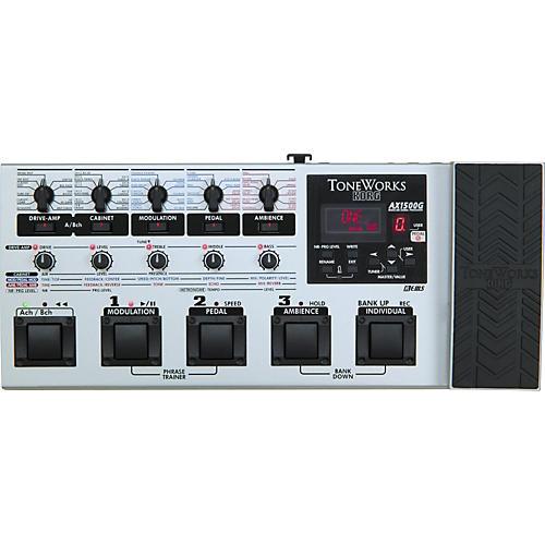 Toneworks AX1500G Guitar Floor Effects Processor