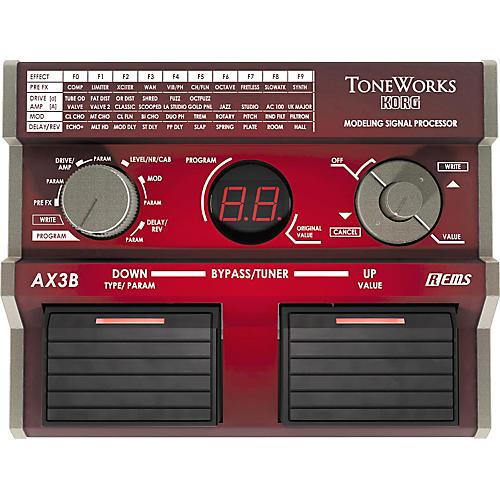 Toneworks AX3B Bass Modeling Signal Processor