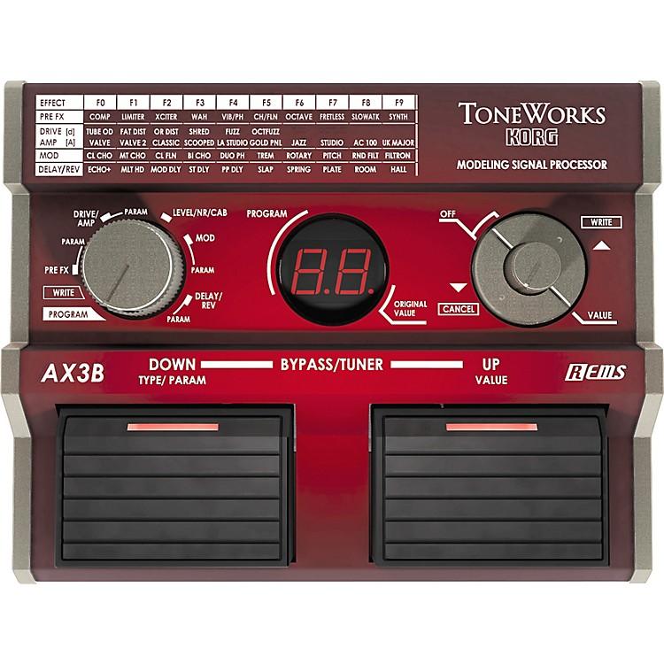 ToneworksAX3B Bass Modeling Signal Processor